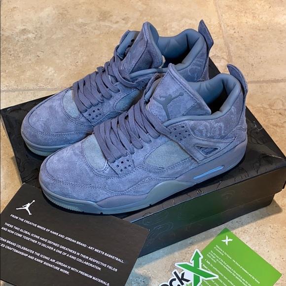 Nike Air Jordan 4 IV Retro Kaws